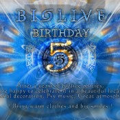 BIOLIVE'S BIRTHDAY - 5 YEARS !