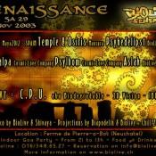 Renaissance 2003