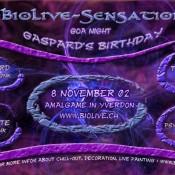 Gaspard's Birthday